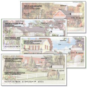 Country Life Personal Checks