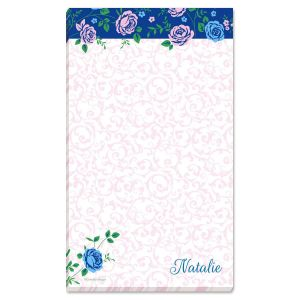 Tranquil Turquoise Notepad