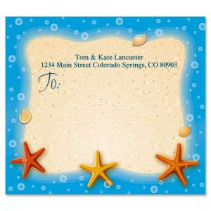 Starfish Trio Package Labels