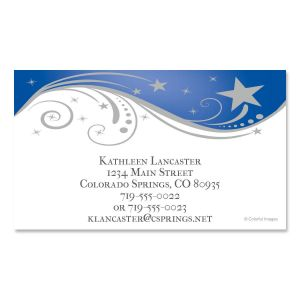 Splendid Star Business Cards