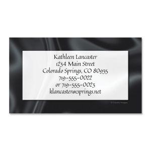 Black Tie Business Cards