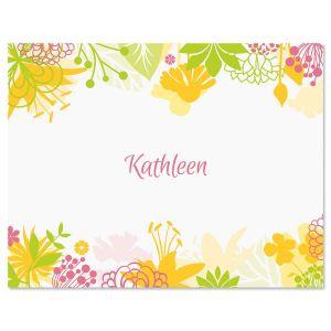 Floret Note Cards
