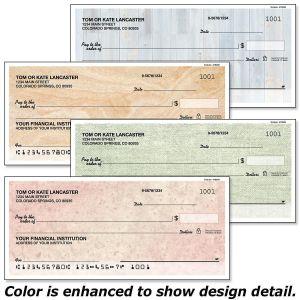Textures Personal Checks