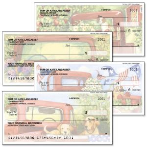 Red Truck Personal Checks
