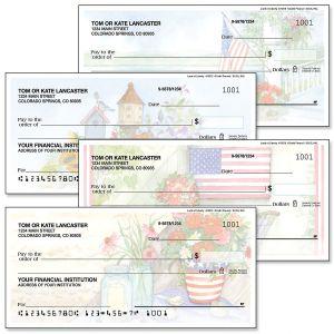 Land of Liberty Personal Checks