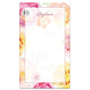 Pretty Posy Notepad