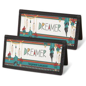 Dreamcatchers Checkbook Cover