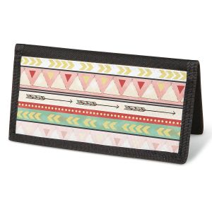 Urban Tribal  Checkbook Cover - Non-Personalized