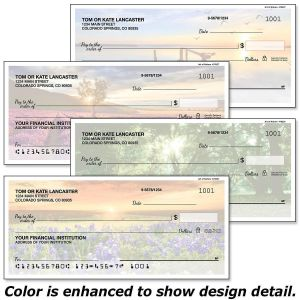 Art of Nature Personal Checks