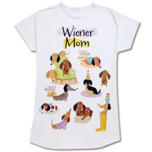 Wiener Mom Nightshirt