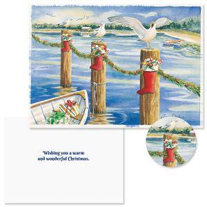 Warm Christmas Cards