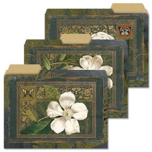Poetic Garden File Folders (3 Designs)