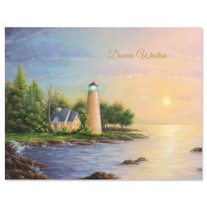 Safe Harbor Custom Note Cards