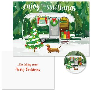 Christmas Getaway Christmas Cards