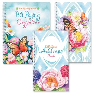 Spring Fling Organizer Books