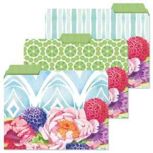 Spring Fling File Folders (3 Designs)