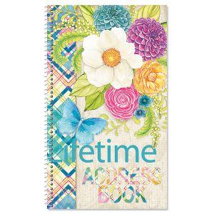 Bright Days Lifetime Address Book