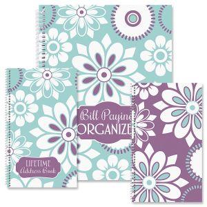 Vibrant Organizer Books