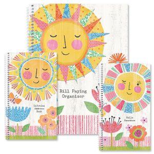 Hello Sunshine Organizer Books