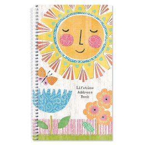 Hello Sunshine Lifetime Address Book