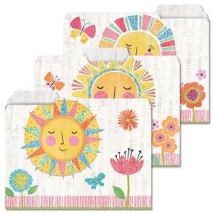 Hello Sunshine File Folders