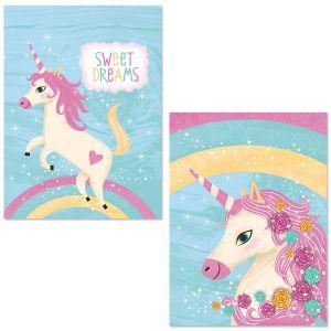 Happy Unicorn Note Card