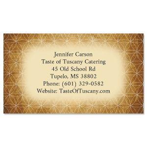 Glistening Business Cards