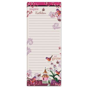 Inspire Personalized List Pads