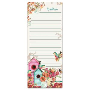 Every Moment Personalized List Pad