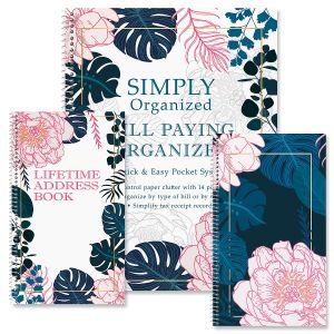 Lush Elegance Organizer Books