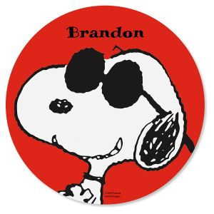 Personalized Snoopy™ Mouse Pad