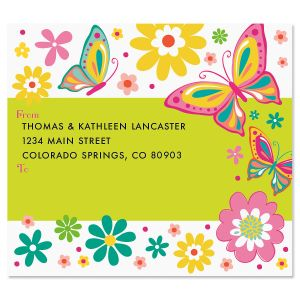 Summer Delight Package Labels