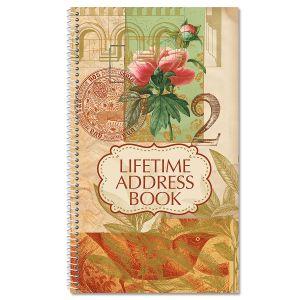 Conservatory Lifetime Address Book