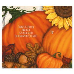 Harvest Home Package Labels