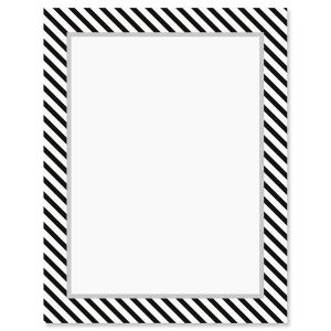 Distinguished Stripe Letter Papers