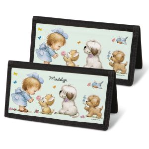 Life's Blessing Personal Checkbook Covers