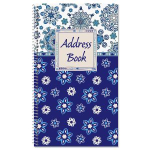 BOHO Fantasy Lifetime Address Book
