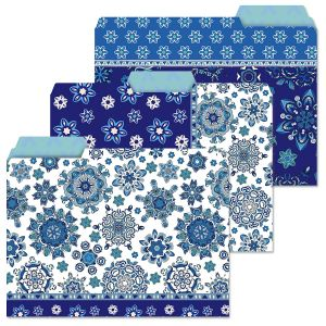 BOHO Fantasy File Folders