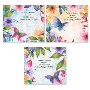 Dream Garden Package Labels