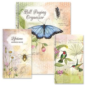 Field Guide Organizer Books
