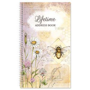Field Guide Lifetime Address Book