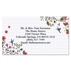 Dotted Daisies Business Cards