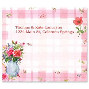 Spring Pitcher Package Labels