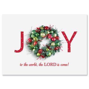 Great Joy Christmas Cards