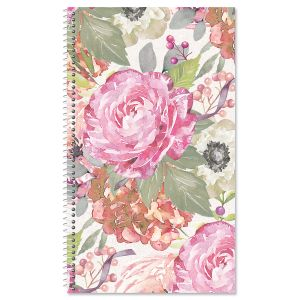 Pink Peony Password/Pin Keeper