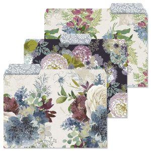 Fall Florals File Folders