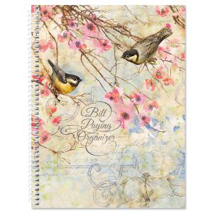 Feathered Nest Bill Paying Organizer