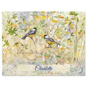 Feathered Nest Custom Note Cards