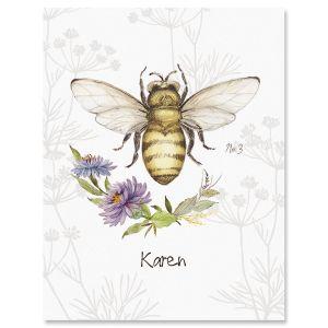 Sweet Bee Custom Note Cards