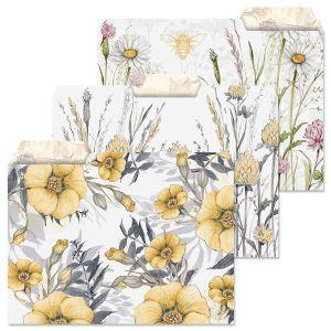 Sweet Bee File Folders